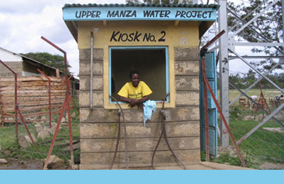 Photo - Upper Manza Water Project